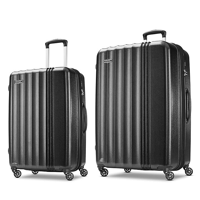 Alternate image 1 for Samsonite® Cerene Hardside Spinner Checked Luggage