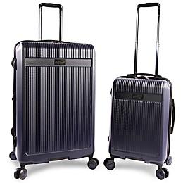 Original Penguin® Hardside 2-Piece Spinner Luggage Set in Navy