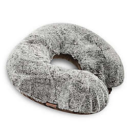 UGG® Dawson Memory Foam Travel Pillow in Faux Fur