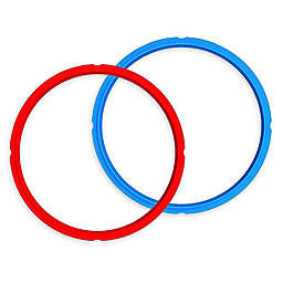 Instant Pot® 6 qt. Sealing Rings in Red/Blue (Set of 2)