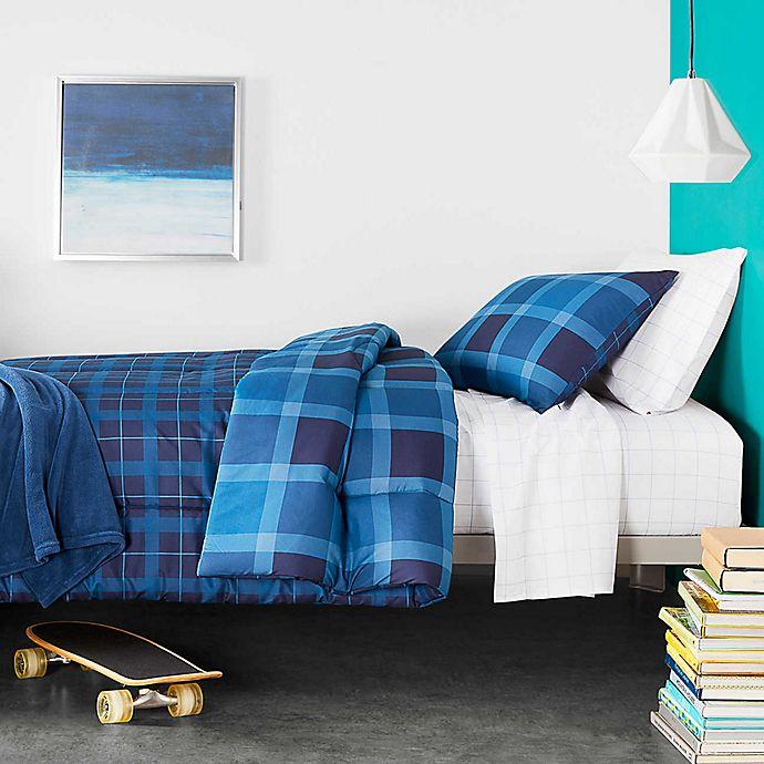 Alternate image 1 for Rowan 6-8 Piece Reversible Comforter Set