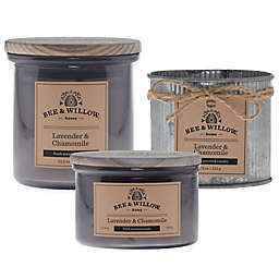 Bee & Willow™ Home Lavender & Chamomile Candle Collection