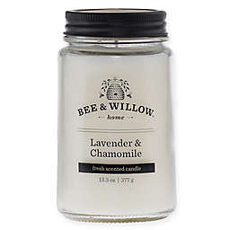 Bee & Willow™ Home Lavender & Chamomile 14 oz. Jar Candle