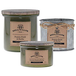 Bee & Willow™ Home Prairie Field & Herb Candle Collection