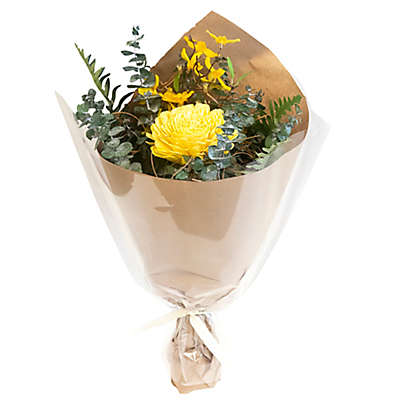 Bee & Willow™ Home Artificial Yellow Freesia Bouquet
