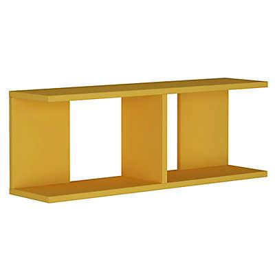 Ada Home Decor Warwick 32-Inch x 12-Inch Modern Wall Shelf