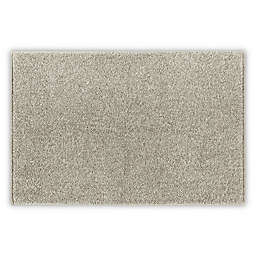 "Casual Avenue Heathered 21"" x 34"" Bath Rug in Natural"