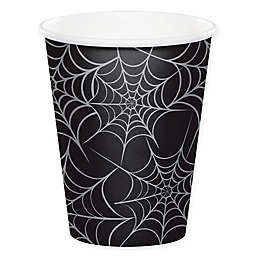 Creative Converting 24-Pack Spiderweb Paper Cups