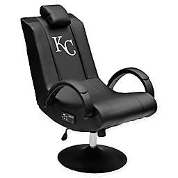 MLB Kansas City Royals Alternate Logo Gaming Chair 100 Pro