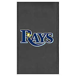 MLB Tampa Bay Rays Faux Leather Logo Panel