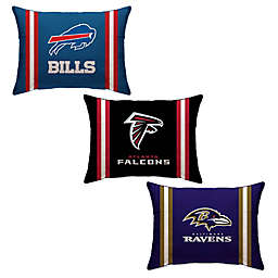 NFL Plush Standard Bed Pillow Collection