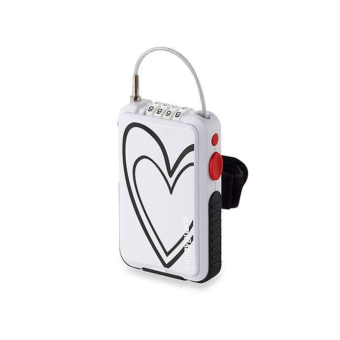 Alternate image 1 for Buggygear™ buggyguard® Stroller Lock in Deco Heart