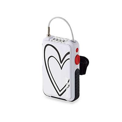 Buggygear™ buggyguard® Stroller Lock in Deco Heart