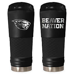 Collegiate 24 oz. Powder Coated Stealth Draft Tumbler Collection