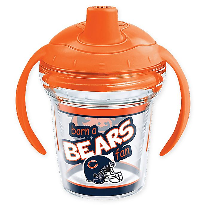 Alternate image 1 for Tervis® NFL Chicago Bears Born a Fan 6 oz. Sippy Cup with Lid