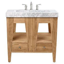 Avanity™ Jameston 33-Inch Single Bathroom Vanity with Marble Top