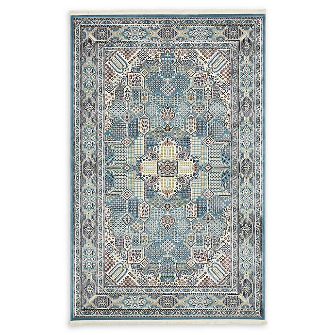 Alternate image 1 for Liverpool Nain Area Rug in Blue