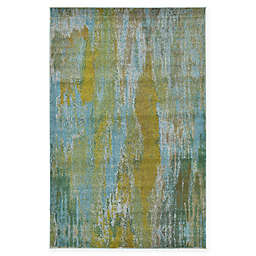 Lilly Barcelona Rug in Turquoise