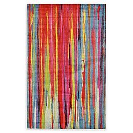 Unique Loom Lecington Lyon Multicolor Rug