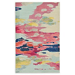 Unique Loom Laurnell Barcelona Powerloomed Rug