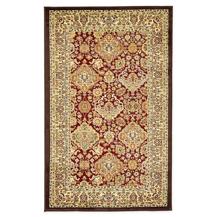 Alternate image 1 for Unique Loom Colonial Agra Powerloomed Rug