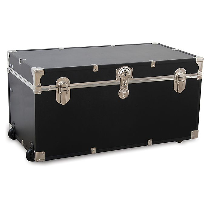 Alternate image 1 for Mercury Luggage/Seward 31-Inch Storage Trunk