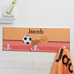 Just For Him 3-Position Towel Hook