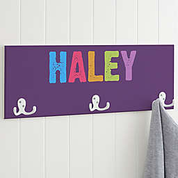 All Mine! For Her 3-Hook Coat Rack