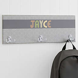 Trendy Boy 3-Hook Coat Rack