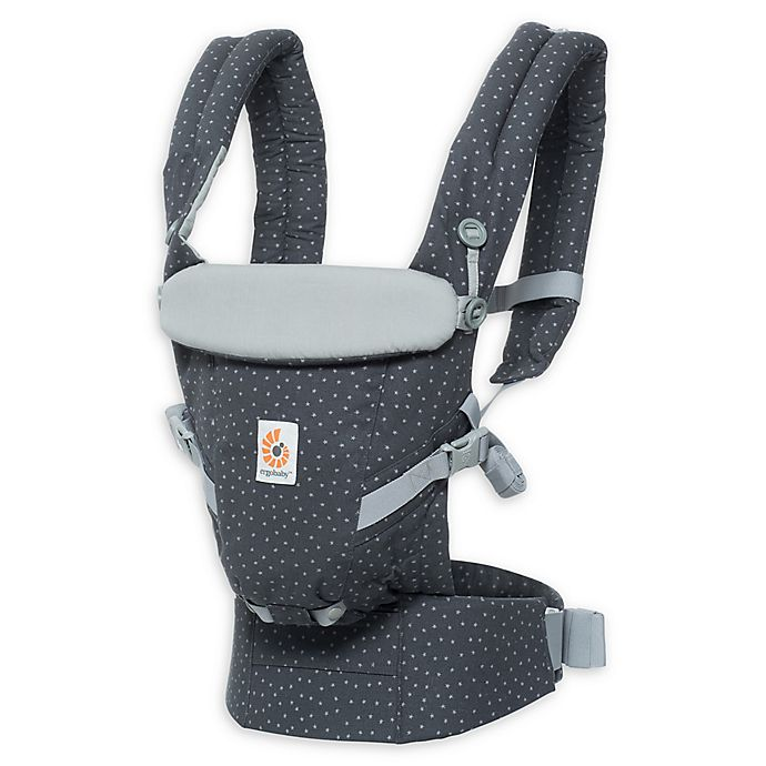 Alternate image 1 for Ergobaby™ Adapt Three Position Baby Carrier
