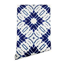 Deny Designs Jacqueline Maldonado Water Shibori Peel & Stick Wallpaper