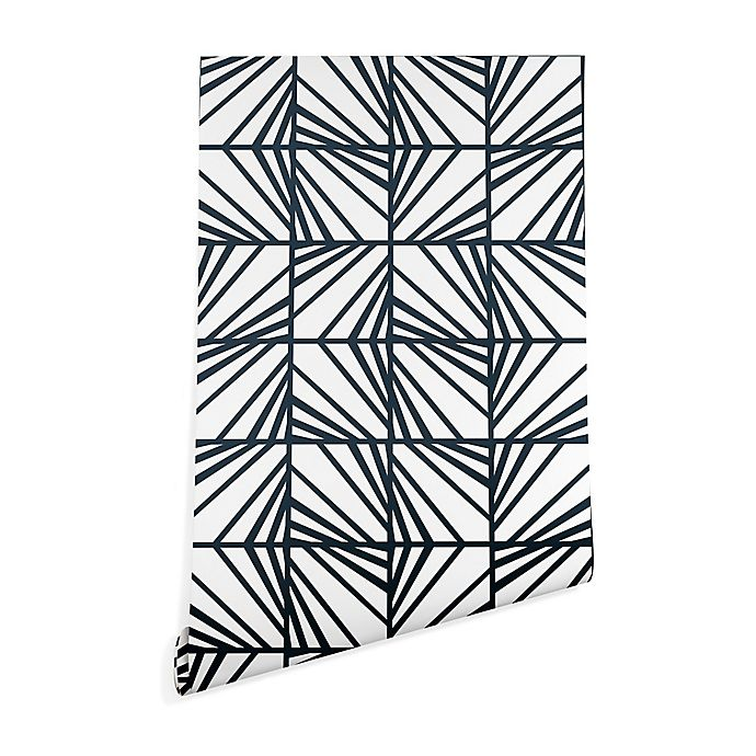 Alternate image 1 for Deny Designs Heather Dutton Facets 2-Foot x 10-Foot Peel and Stick Wallpaper