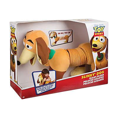 "Disney® Pixar ""Toy Story"" Giant Slinky Dog Plush"