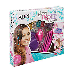 ALEX Toys Spa Glitzy Locks Hair Sparkle