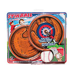 Hog Wild Stikball Mitts + Stikball