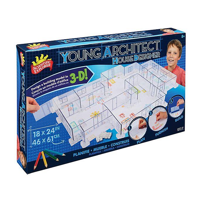 Alternate image 1 for Scientific Explorer Young Architect House Designer