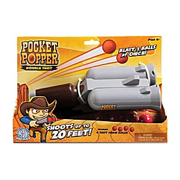 Hog Wild Double Shot Pocket Popper