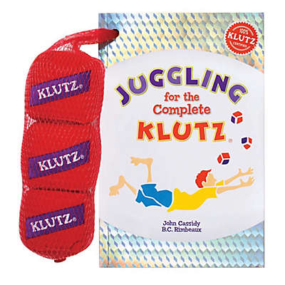 Klutz® Juggling for the Complete Klutz