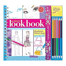 Klutz® My Fabulous Look Book