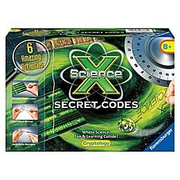 Ravensburger Science X Mini - Secret Codes