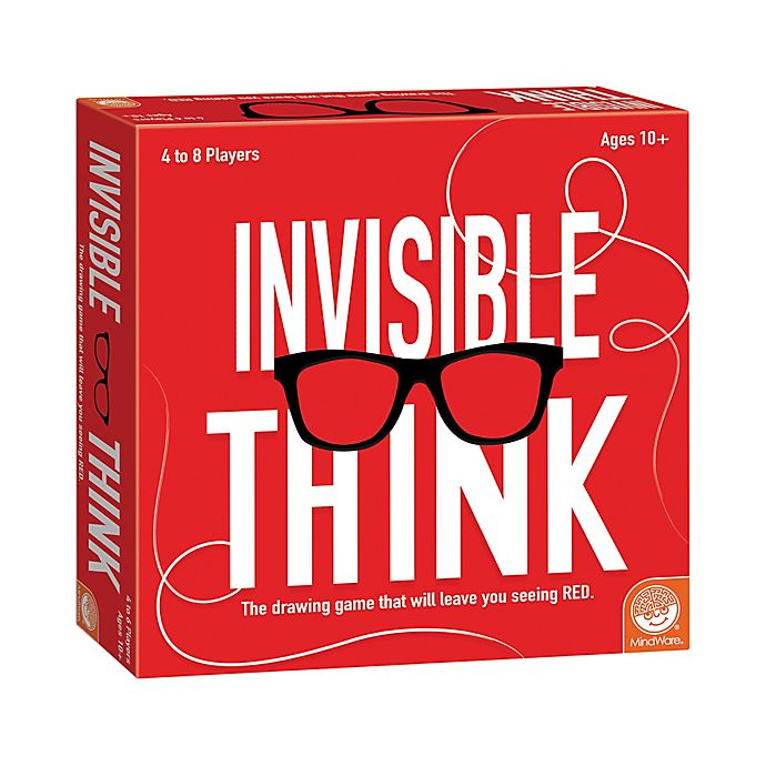 Alternate image 1 for MindWare Invisible Think
