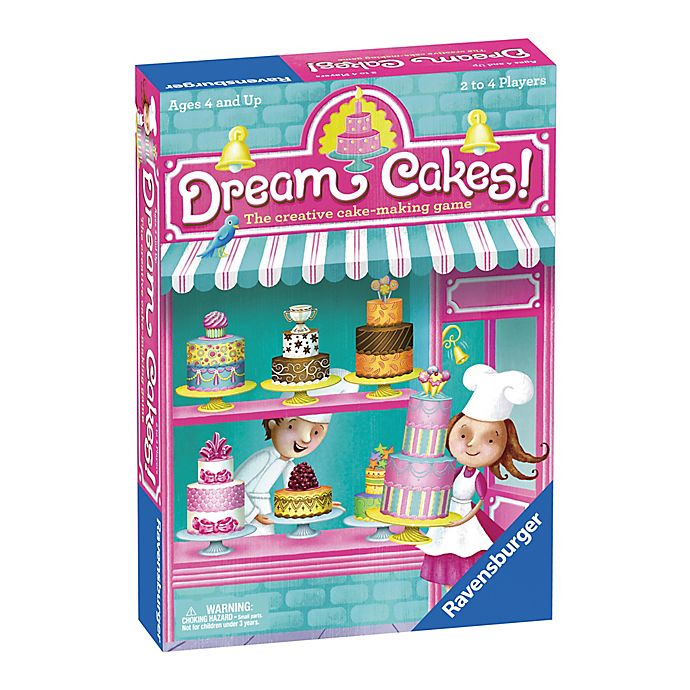 Alternate image 1 for Ravensburger Dream Cakes