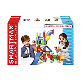 SmartMax 71-Piece Mega Ball Run
