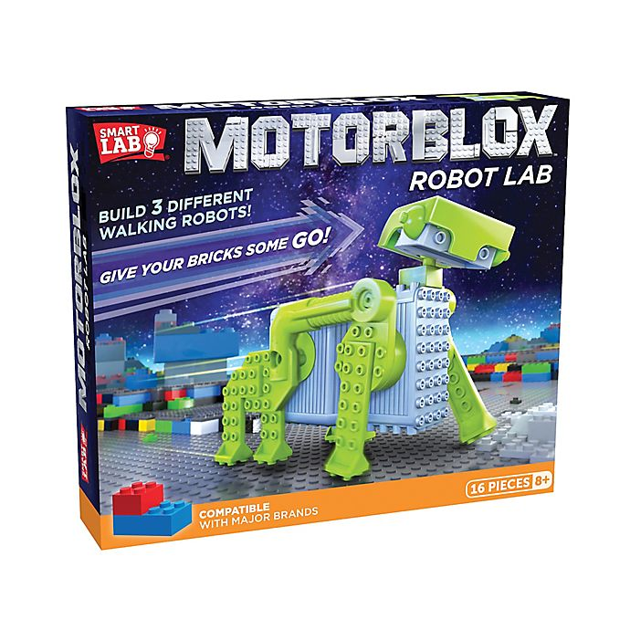 SmartLab Toys MotorBlox Robot Lab   Bed Bath & Beyond