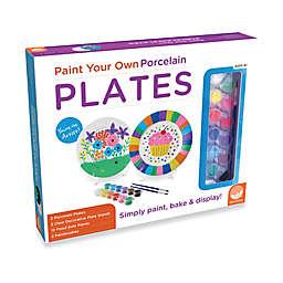 MindWare Paint Your Own Porcelain Plates