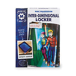 SmartLab Toys Mac Makerson and the Inter-Dimensional Locker