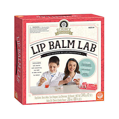 MindWare Science Academy - Lip Balm Lab