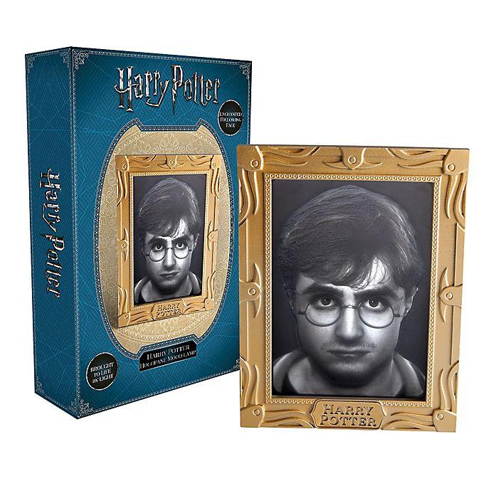 Alternate image 1 for Harry Potter Holopane Mood Lamp in White