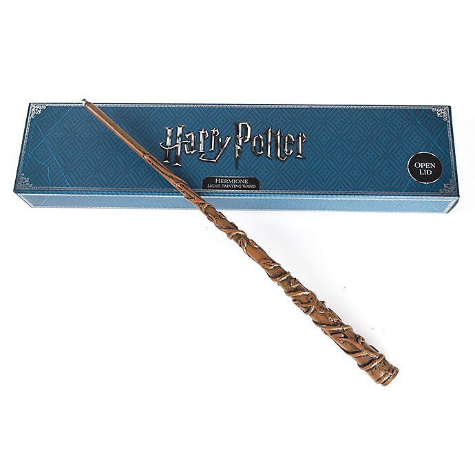 Alternate image 1 for Harry Potter Hermoine Light-Up Replica Wizard's Wand