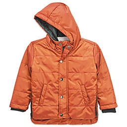 Sovereign Code™ Puffer Jacket in Orange